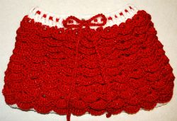 Ruffle Skirt for 2 and 4 year old
