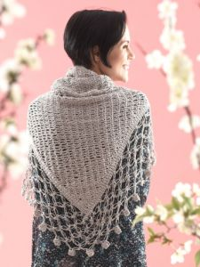 Lace Edge Shawl