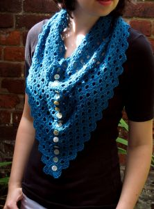 Multiplicity Lace Shawl