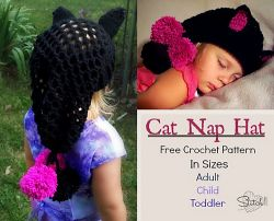 Cat Nap Hat