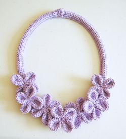 Flower Necklace #3