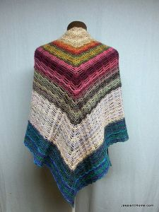 Unchained Shawl