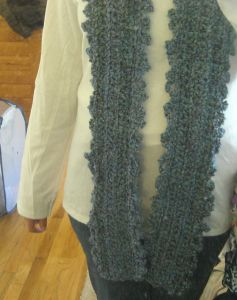 Hills and Heights Scarf