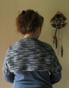Claire Shrug Outlander Inspired