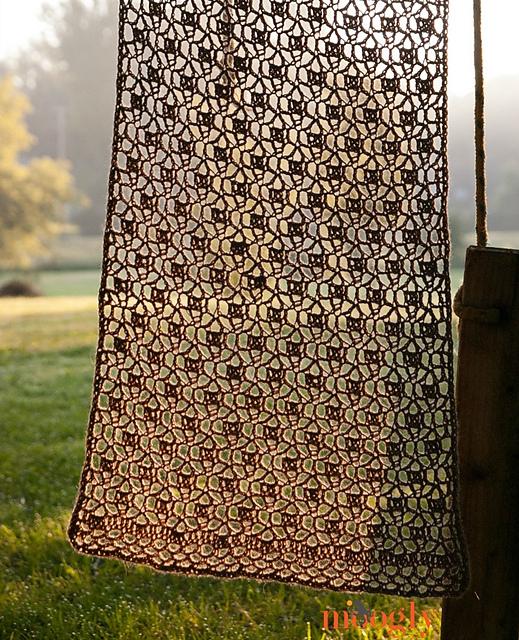 Crochet Patterns Galore Alpaca Your Wrap
