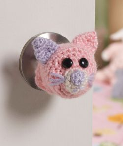 Kitty Doorknob Cozy