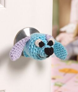 Doggie Doorknob Cozy