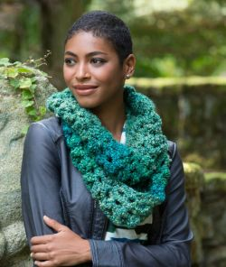 Sparkling Shells Cowl