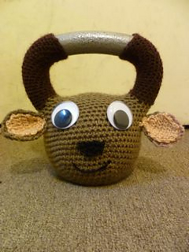 Crochet Patterns Galore Cow Kettlebell
