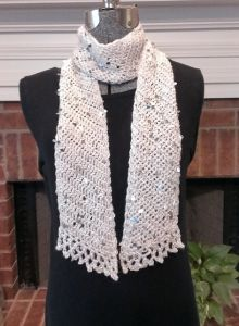 Skinny Icicle Scarf