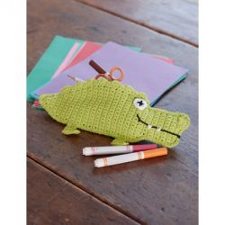 Alligator Pencil Case