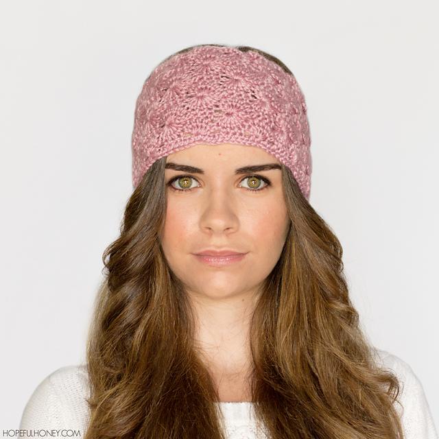 Crochet Patterns Galore 1920s Lace Headband