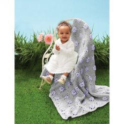 Field of Flowers Blanket