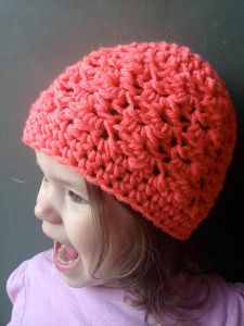 Textured Toddler Beanie