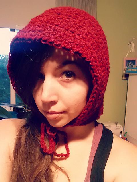 Crochet Patterns Galore Red Riding Hood