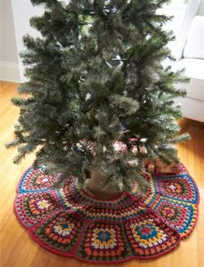 Tricia's Tree Skirt