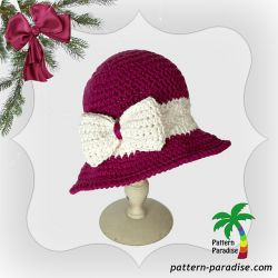 Holiday Joy Hat