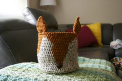 Mr Foxy Basket