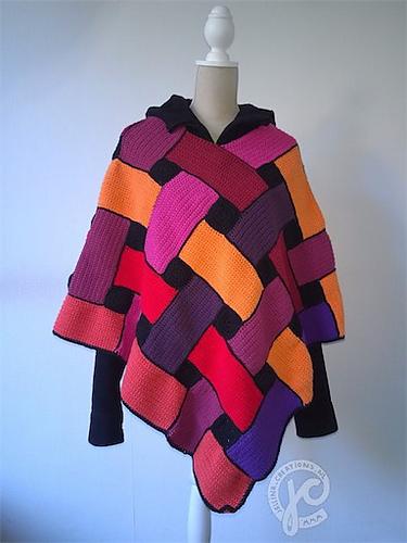 Crochet Patterns Galore Celtic Poncho