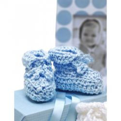 Baby Shower Booties