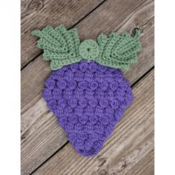 Grape Bunch Potholder