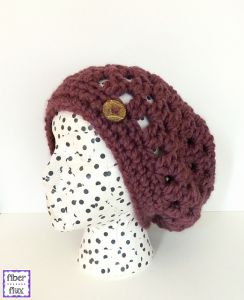Fiona Button Slouch
