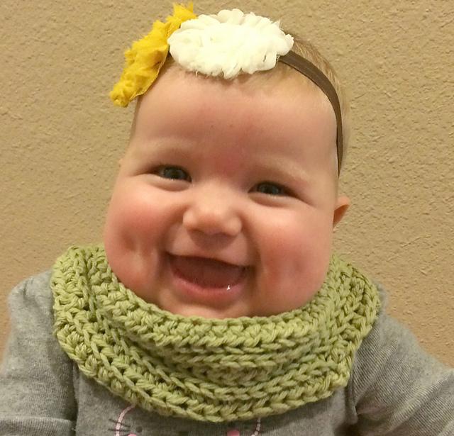 Crochet Patterns Galore Drool Monkey Bib And Scarf