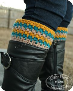 Willow Boot Cuffs