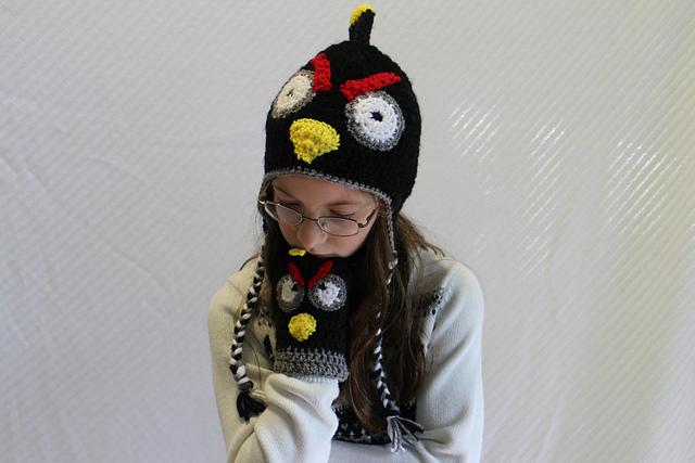 Crochet Chuck The Angry Bird Amigurumi Pattern - Crochet Amigurumi ...   427x640