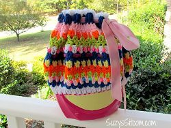 Fabric Softener Bottle Purse