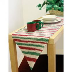 Table Runner to Crochet