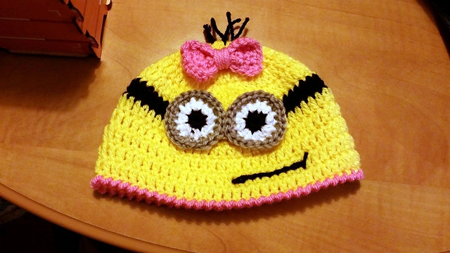 Crochet Patterns Galore Minion Hat