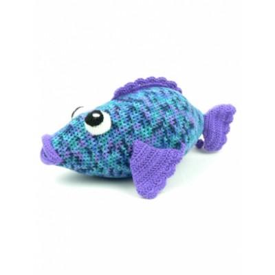 Crochet Patterns Galore Big Rainbow Fish