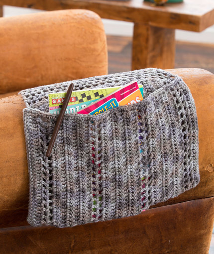 Crochet Patterns Galore Organizer Pouch