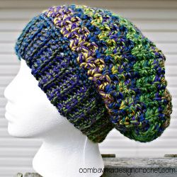 Joyful and Bright Slouch Hat