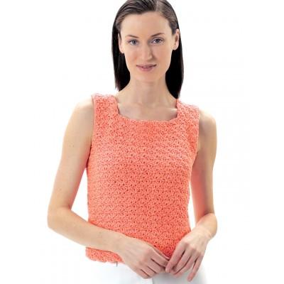Crochet Patterns Galore Summer Top