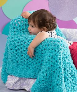 Nap Time Baby Blanket