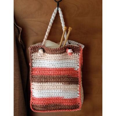 Crochet Patterns Galore Stripes Bag