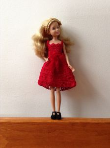 Red Annie Dress