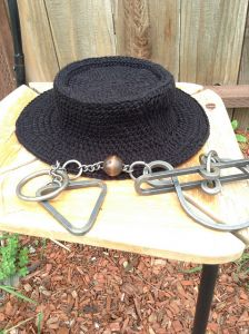 Amish Inspired Hat