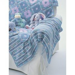 Soft Stripes Blanket