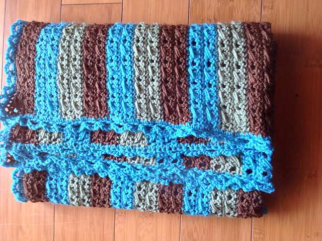 Crochet Patterns Galore Triple Double With A Twist Baby