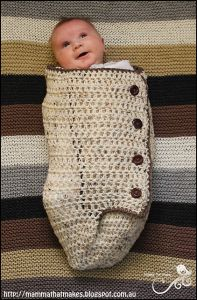 Crochet Patterns Galore Snuggle Cuddle Cocoon