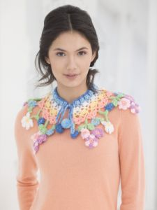 Floral Collar
