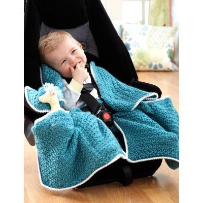 Crochet Patterns Galore Car Seat Blanket