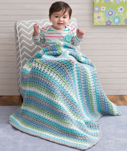 Crochet Patterns Galore - Cuddle Me Blanket
