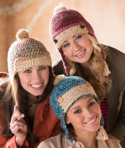 Chic Aviator Hats