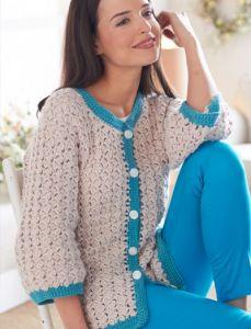 Cluster Stitch Cardigan