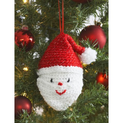 Crochet Mickey Mouse Ornament - Red Ted Art - Make crafting with kids easy  & fun   400x400