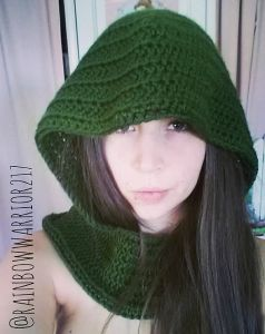 Tauriel Hooded Cowl